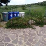 Sardische Mülltrennung - der größte Blödsinn!