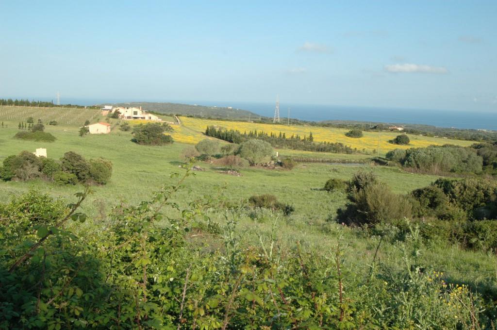 VillaGallura - 80.000qm Paradies. Ruhe, frische Luft und Blick bis zum Meer.