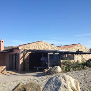 VillaVita mit 2 oberen Terrassen